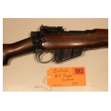 Enfield #5 Jungle Carbine  303 British