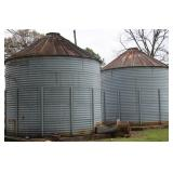 Grain bins to be moved
