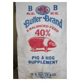 Butler Feed Sack