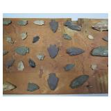 Arrowheads From the Clem Collection