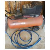 25 Gal. 5 HP Craftsman Air Compressor