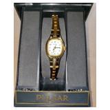 Gold Pulsar Watch