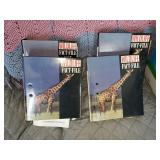 Wildlife Card File Books