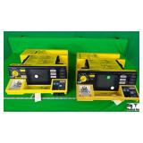 HP CodeMaster100 Lot of (2) Defibrillator