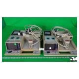 Zoll PD 2000 Lot of (2) Pacemaker, Defibrillator (
