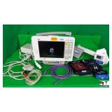 Drager Infinity Gamma X XL with SpO2 Finger Probe,