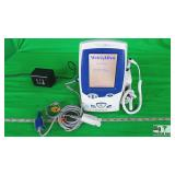 Welch Allyn Spot Vital Signs Lxi Patient Monitor w