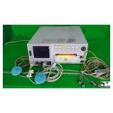 GE 120 Series Cormetric Fetal Monitor with US & To