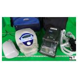 Respironics, ResMed M Series, Nasal BiPAP AUTO, &