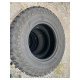 SET OF 4 255 80R 17 TIRES