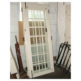 2 Pair of French Doors