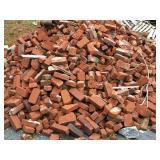 Dump Truck Load of Used Brick