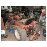 Wheel Horse Laew Tractor
