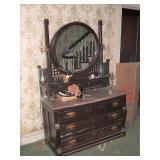 Victorian Marbletop Dresser