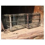 Wire Milk Crates