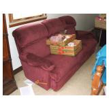Like New Sofa Recliner