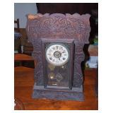 Gingerbread Kitchen Clock