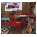 Wheel Horse Riding Mower