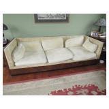 Rosewood Tuxedo Sofa