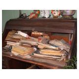Oak S Rooltop Desk