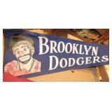 Brooklyn Dodgers Pennant