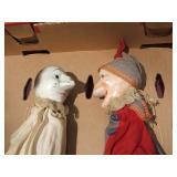 Punch & Judy Puppet