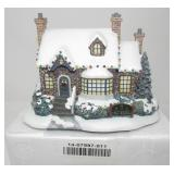 HAWTHORNE VILLAGE THOMAS KINKADE CHRISTMAS HOUSES & TRAINS !