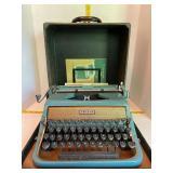 Underwood Golden Touch Typewriter