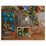 Jewelry Beads Lot