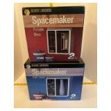 Spacemaker Portable Mixer & Knife Center