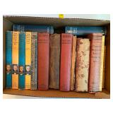 VIntage Tom Swift Books & More
