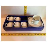 Mini Tea Cups & Saucers