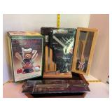 New In Packages Knife/Kitchen Sets