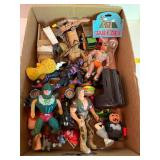 Action Figures & More