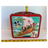 Mickey Mouse Club Metal Lunch Box