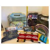 Vintage Wimbledon Items, Coors Coozies Etc