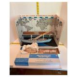 Model Boat & Skaneateles Handicrafts