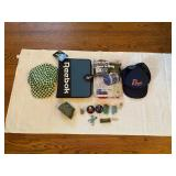 Vintage Bears Hat- Misc Gems, Containers Etc
