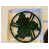 Genevieve Lethu Decorative Hot Plates