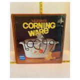Wildflower Corning Ware New in Box