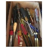 Misc Screw Driver lot