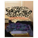 Throw Blanket Lot