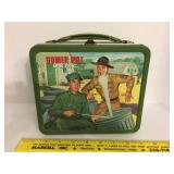 Gomer Pyle metal lunch box
