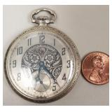 Gruen 17 Jewel Swiss pocket watch