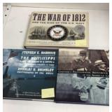 American history hardcover books