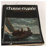 French language Chasse-Maree magazine