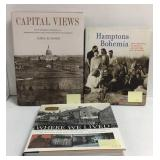 Capital Views, Hamptons Bohemia, and Where We