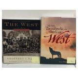 Western American historical books