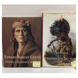 French language American Indian history books
