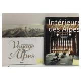French language books on the Alps